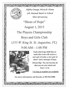 08.01.15 Shoes of Hope