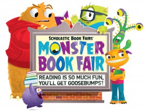 Monster Book Fair!
