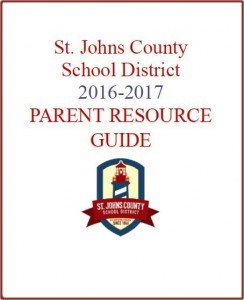 SJCSD 2016-2017 Parent Resource Guide